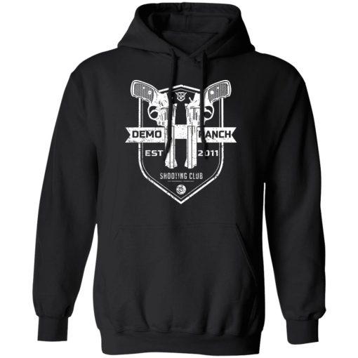 Demolition Ranch Demo Ranch Shooting Club Pocket T-Shirts, Hoodies