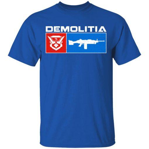 Demolition Ranch Demo SAW Patriot T-Shirts, Hoodies