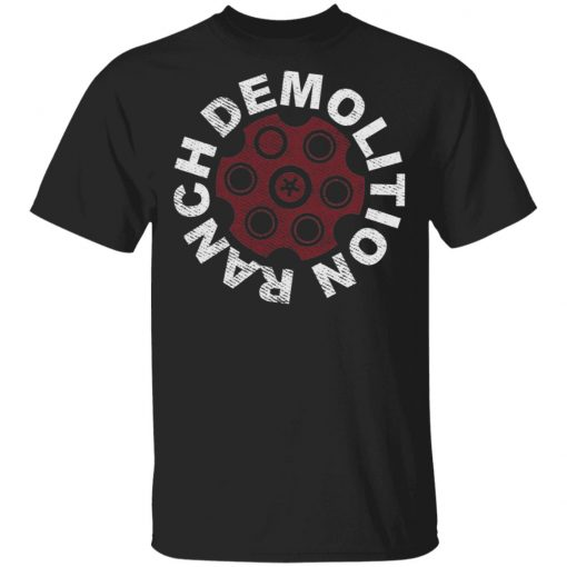 Demolition Ranch Red Hot Demo T-Shirts, Hoodies