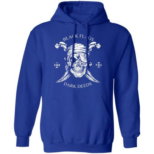 Black Flags Dark Deeds H.L. Mencken T-Shirts, Hoodies