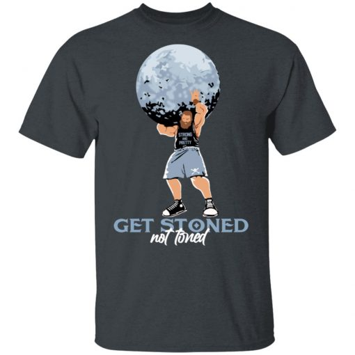 Robert Oberst Get Stoned, Not Toned T-Shirts, Hoodies, Long Sleeve