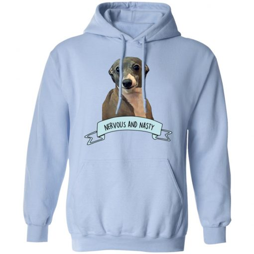 Jenna Marbles Kermit – Nervous and Nasty T-Shirts, Hoodies, Long Sleeve