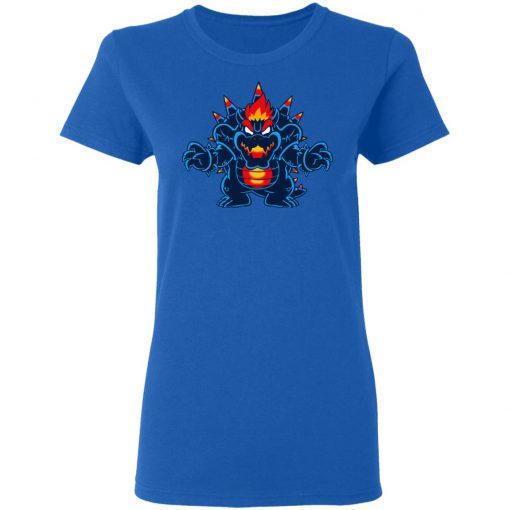 Fandom Fury Bowser Bowser's Fury T-Shirts, Hoodies, Long Sleeve