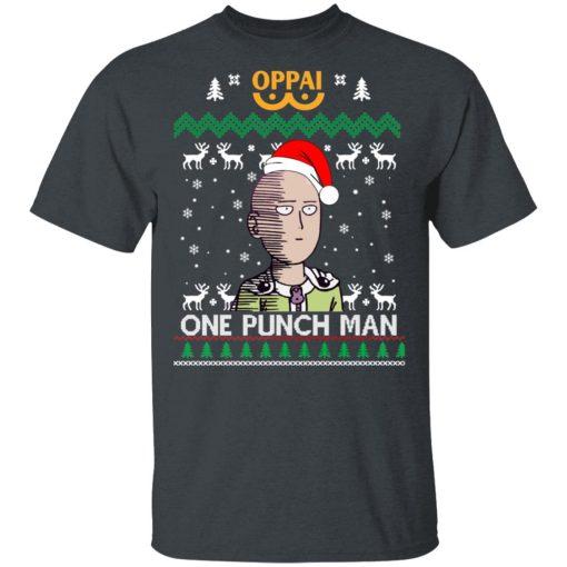Oppai One Punch Man T-Shirts, Hoodies, Long Sleeve