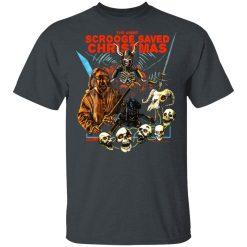 The Night Scrooge Saved Christmas T-Shirts, Hoodies, Long Sleeve