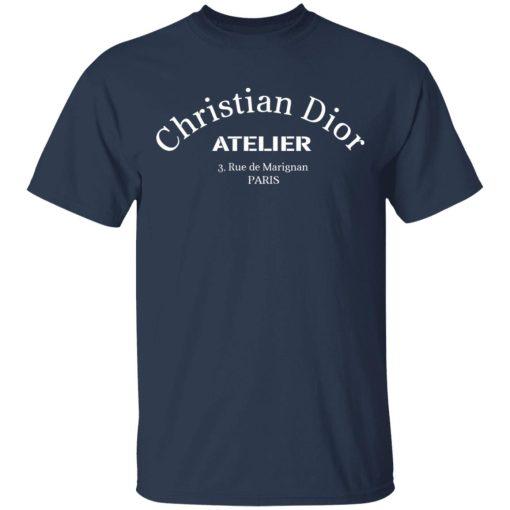 Christian Dior Atelier T-Shirts, Hoodies, Long Sleeve