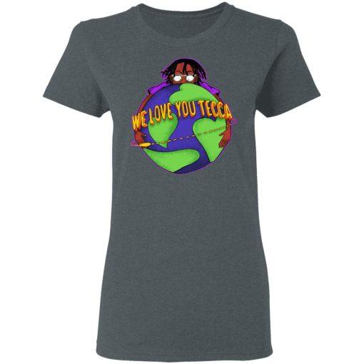 We Love You Tecca, Lil Tecca Fan Art & Gear Merch, T-Shirts, Hoodies, Long Sleeve