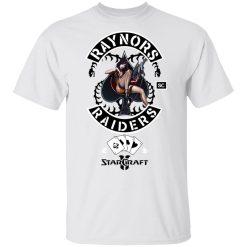 Raynor's Raiders SC Starcraft T-Shirts, Hoodies, Long Sleeve