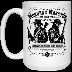Morgan & Marston Red Dead Tonic Mug