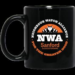 NWA Neighbourhood Watch Alliance For The Greater Good Mug