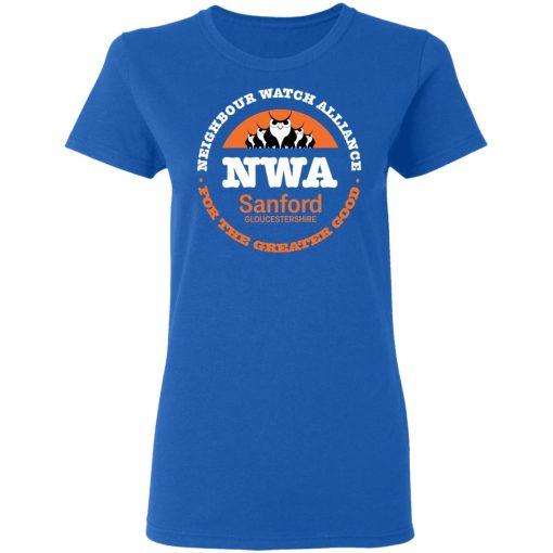 NWA Neighbourhood Watch Alliance For The Greater Good T-Shirts, Hoodies, Long Sleeve