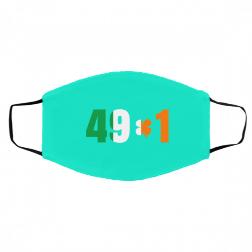 49-1 Mayweather – Conor McGregor Face Mask