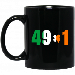 49-1 Mayweather – Conor McGregor Mug