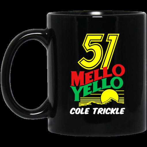 51 Mello Yello Cole Trickle – Days of Thunder Mug