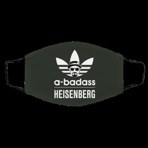 A Badass Heisenberg – Breaking Bad Face Mask