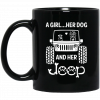 A Little Hippie A Little Hood Mug