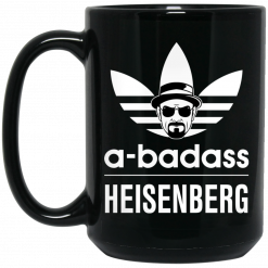 A Badass Heisenberg – Breaking Bad Mug