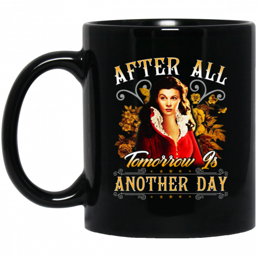 After All Tomorrow Is Another Day – Vivien Leigh Mug