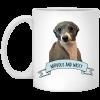 Jenna Marbles Leisure Suit Mug