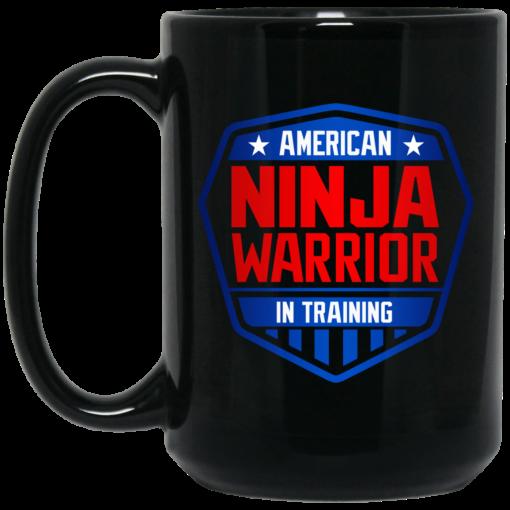 American Ninja Warrior in Training Mug