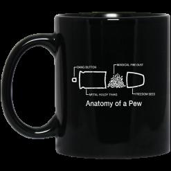 Anatomy Of A Pew Mug