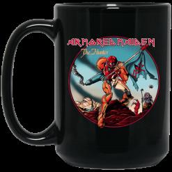 Armored Maiden: The Hunter Mug