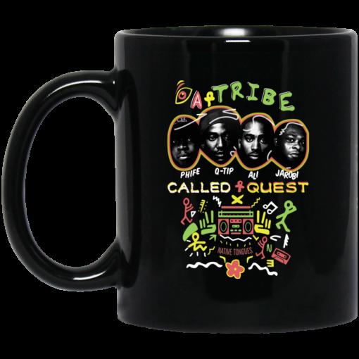 A Tribe Called Quest Native Tongues Mug