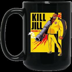 Kill Jill Volume 3 Mug
