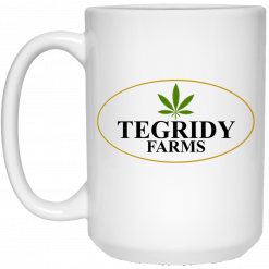 Tegridy Farms Mug
