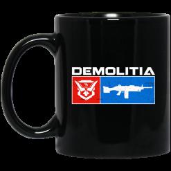 Demolition Ranch Demo SAW Patriot Mug