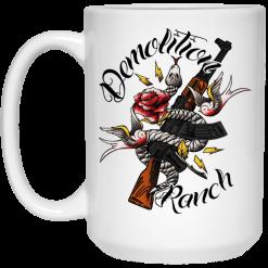 Demolition Ranch Tattoo Tee Mug