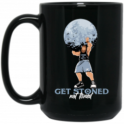 Robert Oberst Get Stoned, Not Toned Mug