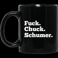 Fuck Chuck Schumer Mug