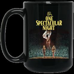 AJR's One Spectacular Night Merch Mug