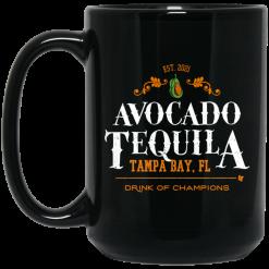 Avocado Tequila Tampa Bay Florida Drink Of Champions Mug