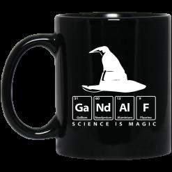 GaNdAlF – Science is Magic Mug