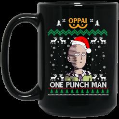 Oppai One Punch Man Mug