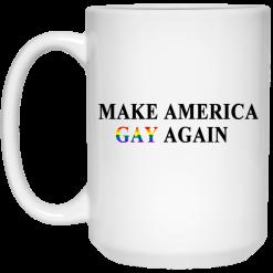 Make America Gay Again Mug