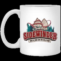 Sierra Sidewinder Take A Ride On The Wild Side Mug