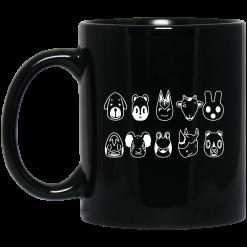 Animal Crossing Villager Mug