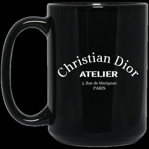 Christian Dior Atelier Mug