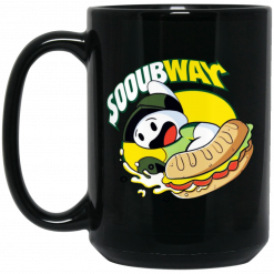 The Odd 1S Out Official Merch – Sooubway Life Is Fun Not For Long Theodd1sout Mug