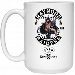 Raynor's Raiders SC Starcraft Mug