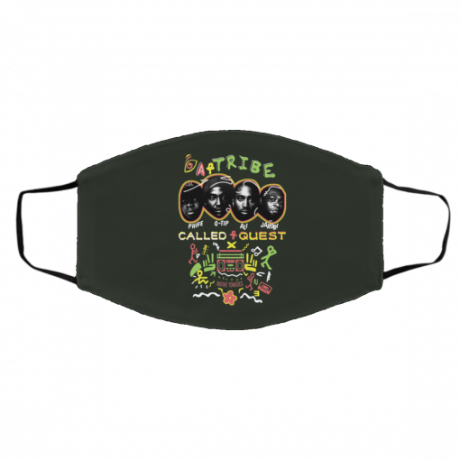 A Tribe Called Quest Native Tongues Face Mask