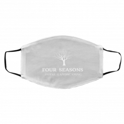Four Seasons Total Landscaping Face Mask
