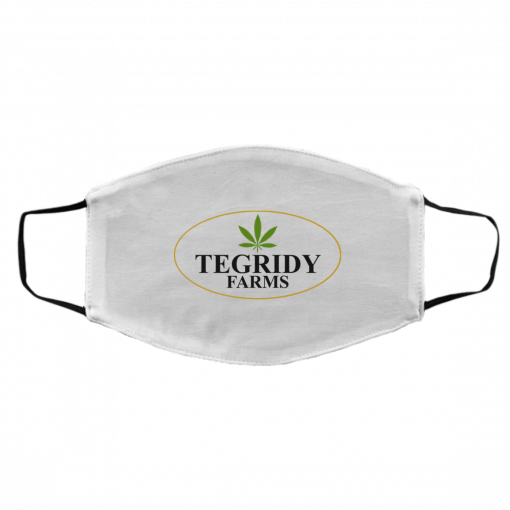 Tegridy Farms Face Mask