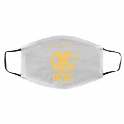 Bendy And The Ink Machine Face Mask