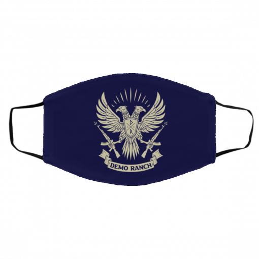 Demolition Ranch The Double Eagle Face Mask