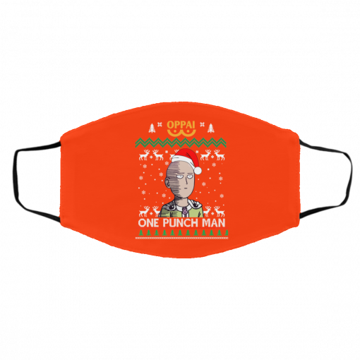 Oppai One Punch Man Face Mask