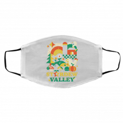 Stardew Valley Countryside Face Mask